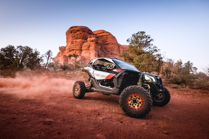 Can-Am 2 seater Full Day Rental in Sedona