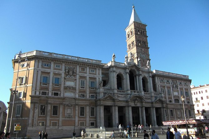 Private Rome Walking Tour Santa Maria Maggiore and Santa Maria degli Angeli