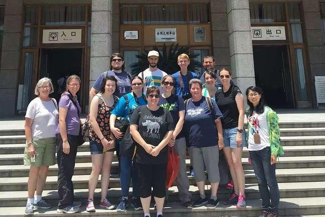 Xian Group Tour of Terracotta Army Museum and Ancient City Wall photo 1