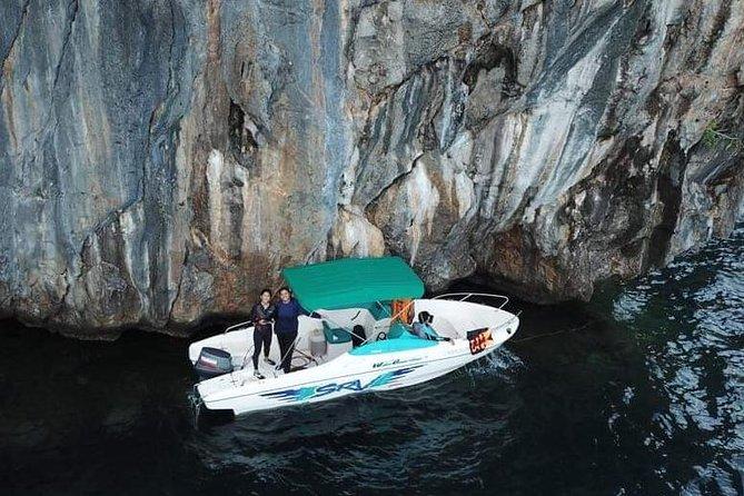 Private Speedboat Rental Coron Island Tour