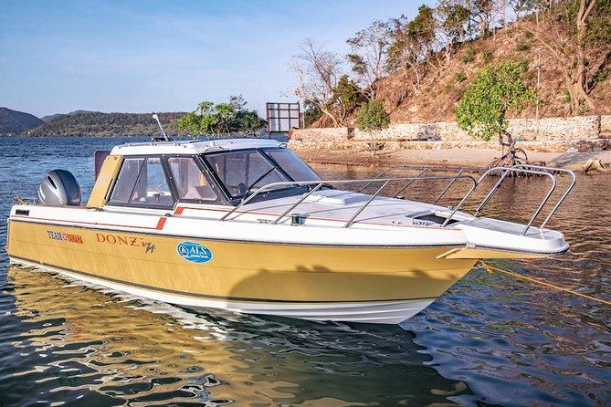 Coron Private Speedboat Rental