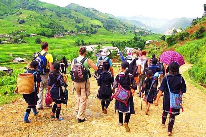 Sapa Tours By Bus From Hanoi - Sapa Tour 2 Days 1 Night in 3 Star Hotel in Sapa