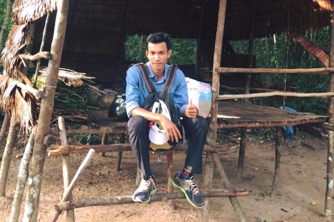 Private Angkor Hiking Day Tour