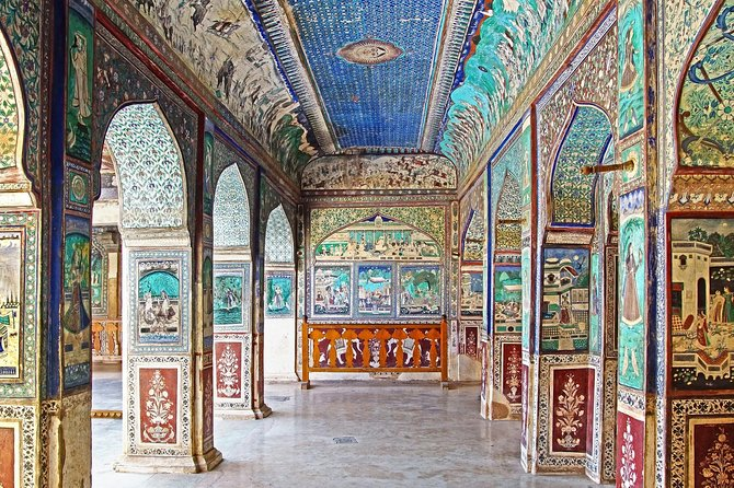 7-Days Golden Triangle with Bundi,Ranthambore from Delhi includes Accommodation