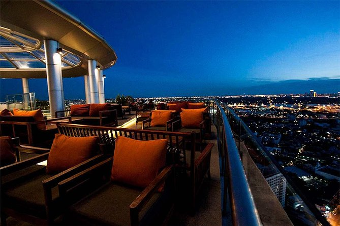 Romantic Couple Massage & Rooftop Dinner