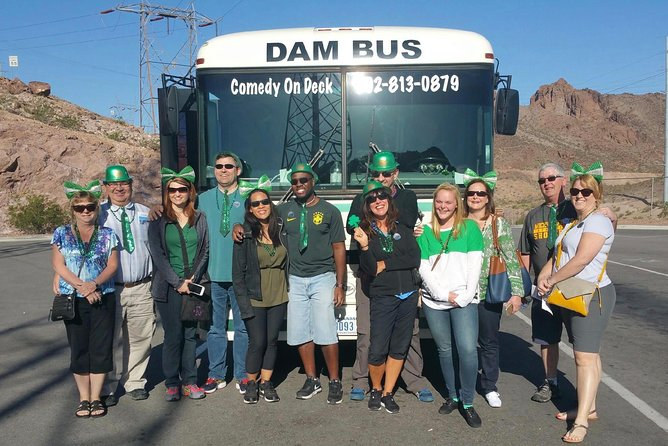 Hoover Dam Comedy Tour