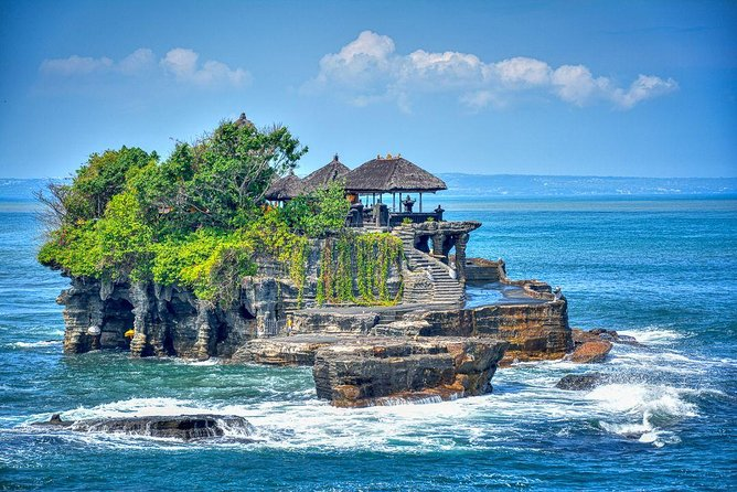 Monkey Forest and Tanah Lot Tour