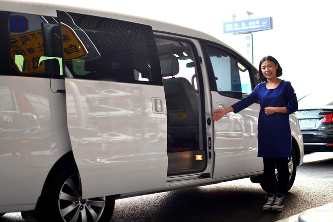 Private Transfer: Shanghai Pudong Airport (PVG) to Hongqiao Railway Station
