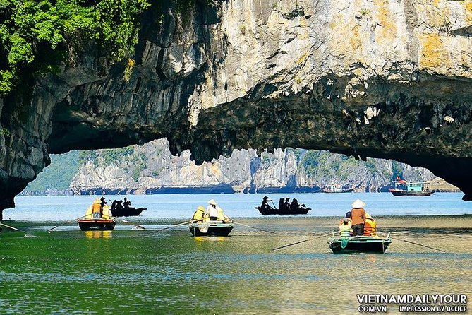 Ha Long Bay 1 Day Trip - 6 Hours On Cruise (New Highway) photo 8