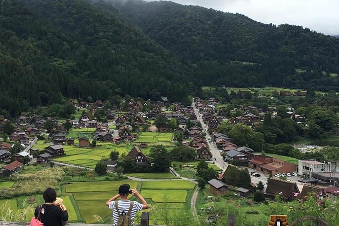 [Day trip bus tour from Kanazawa Station] Weekend only! World Heritage Shirakawago Day Bus Tour