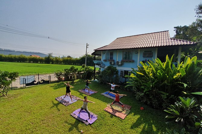 3 day Yoga and Meditation Retreat in Chiang Mai