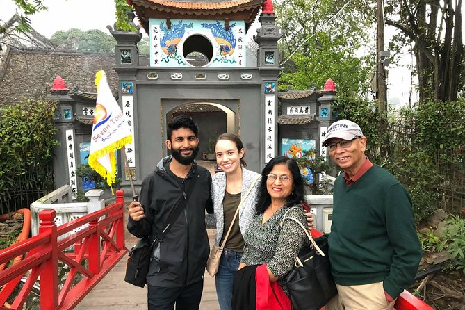 Hanoi City Full-Day Tour with Lunch