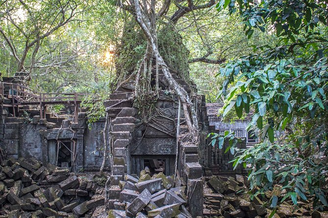 More than Boeng Mealea and Banteay Srei Discovery