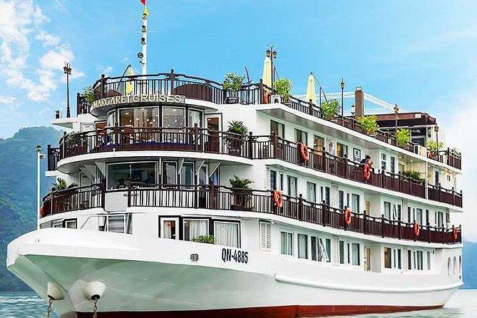 Margaret Cruise 2 Days 1 Night ( 5 Star Halong Bay Cruise)