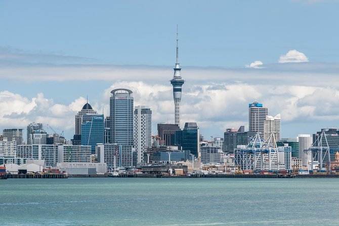 Auckland City Scenic Tour photo 4