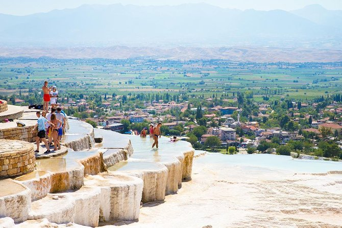 Pamukkale Hot Springs and Ancient City of Hierapolis with Lunch photo 4