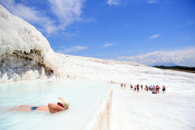 Pamukkale and Hierapolis Ancient City tour from Didim photo 6