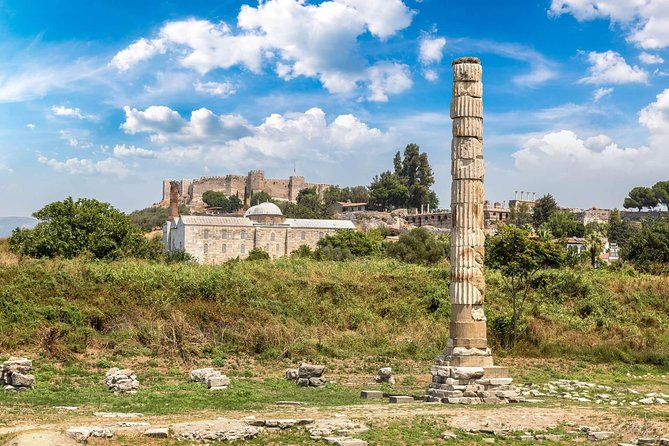 Full-Day Guided Ephesus Tour From Kusadasi photo 6