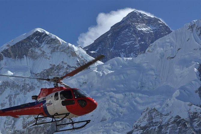 Things to do in Nepal; Everest for Breakfast with 4 days Nepal tour