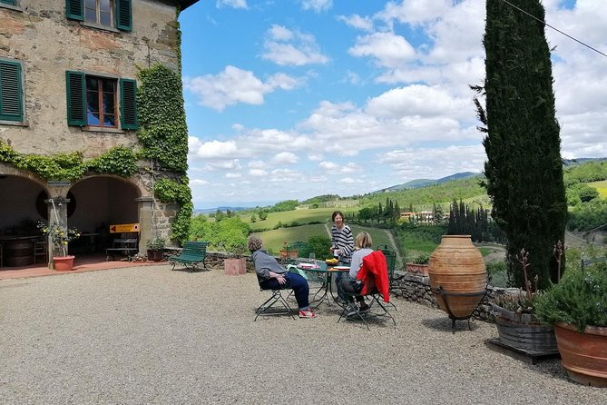 Lunch and wine tasting in Greve in Chianti, close to Florence photo 5