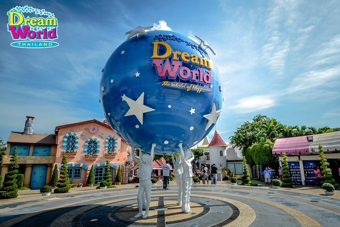 Dream World Bangkok with Buffet Lunch photo 10
