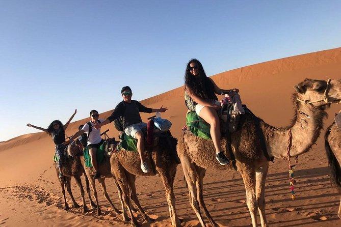 3 Days Sahara Tour