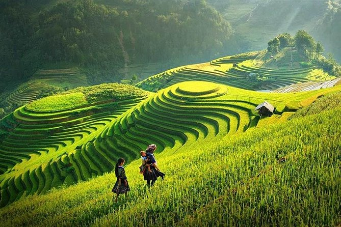 Sapa Trekking Tour 2 Days 1 Night By Bus