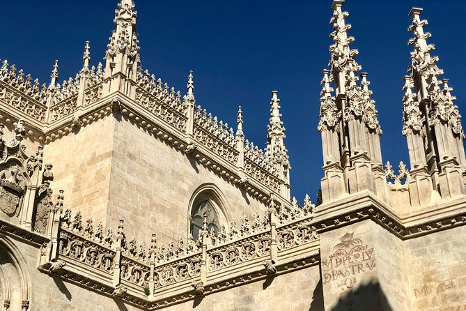 Granada Private Tour: The Cathedral and the Royal Chapel