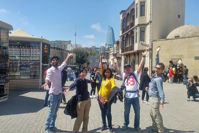 Offical Baku Sightseeing tour