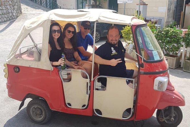 E-Bike Wine & Food Tour Sorrento Coast