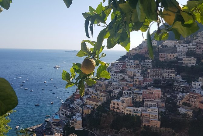 Positano Bike Tour