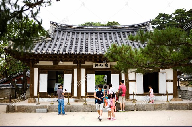 Active Seniors Korea Tour 8days 7nights
