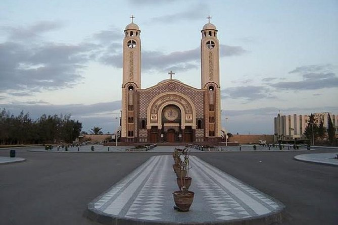 Trip to the Monastery of the Martyr Mina (MarMina the wonder) in King Mariout