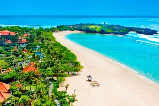 Visit Nusa Dua Beaches with Private Shuttle Services