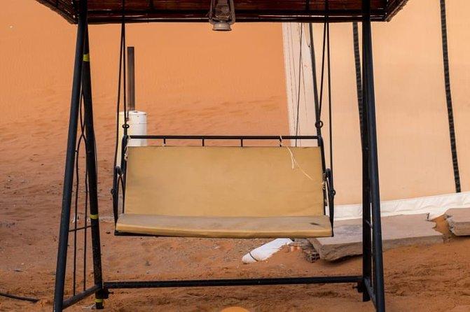 Zagoura Desert 2 Days 1 Night include B&B, Lunch ,transport ,Tent ,Camel Ride