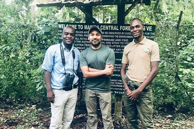 1 Day Jinja Tour,Sezibwa falls, Mabira forest,Source of river Nile boat ride