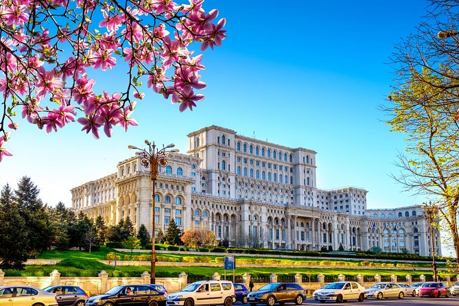 Panoramic Bucharest Walking Tour