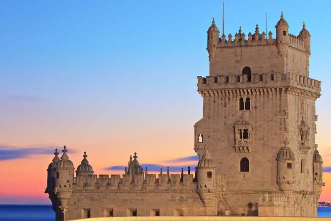 Lisbon in One Day Historic Private Tour