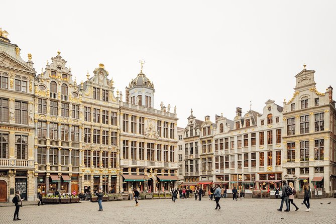Historical Brussels Walking Tour