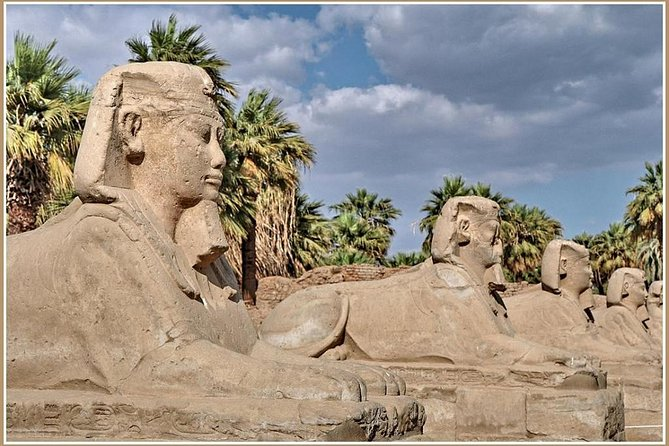 Overnight Trip to Luxor Highlights from Hurghada photo 2