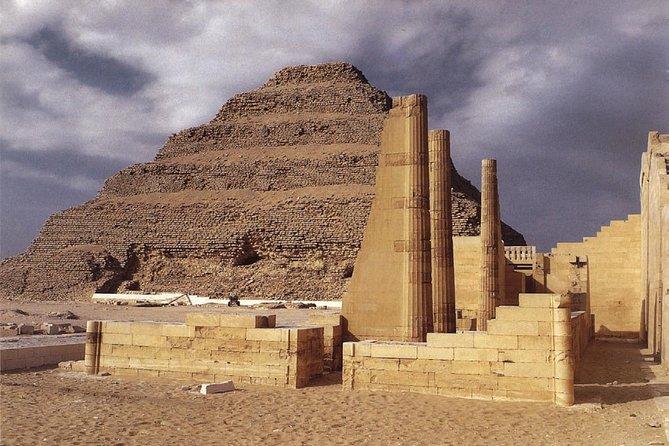 Mysterious Egyptian Pyramids tour