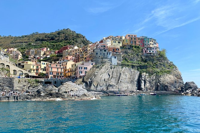 Cinque Terre Private Boat Tour (2 hours max 4 people)