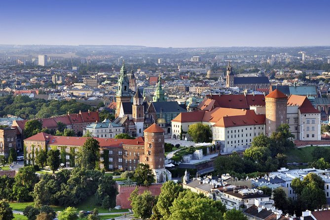 Private Transfer from Wroclaw to Krakow