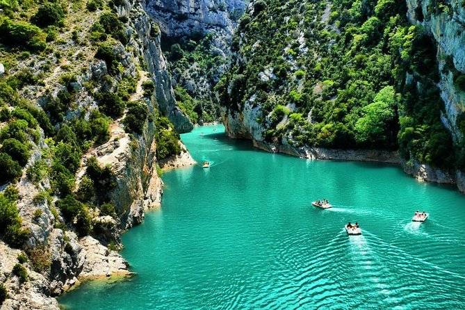 Gorges du Verdon Shared Tour from Nice
