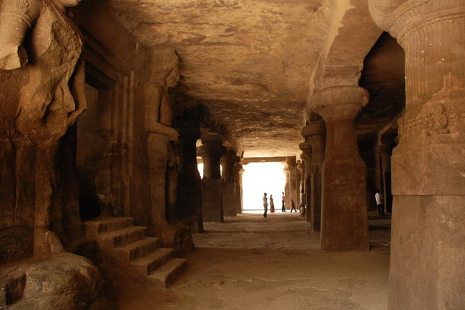 Delightful Elephanta Caves Excursion Mumbai (Guided Half Day Sightseeing Tour)