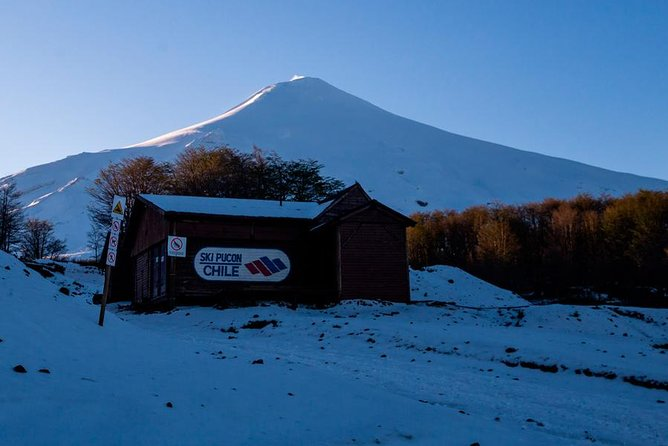 Climb to the summit of Villarrica Volcano