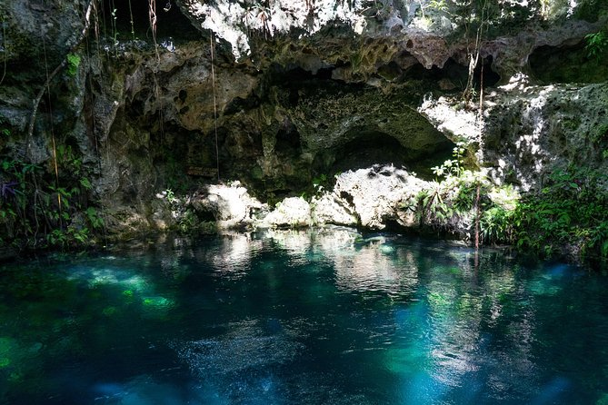 Puerto Morelos Snorkeling + 3 Cenotes + Zip-lines + Mayan Lunch - Free Pictures photo 15
