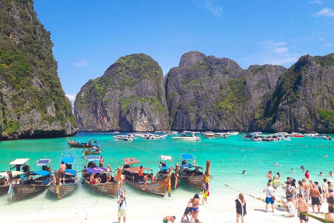 Phi Phi island Premium Service By Speed Boat From Phuket