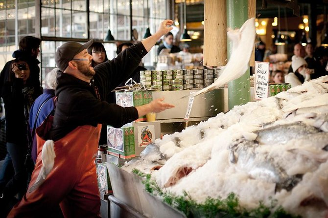 Exclusive: Early-Access Food Tour of Pike Place Market photo 4