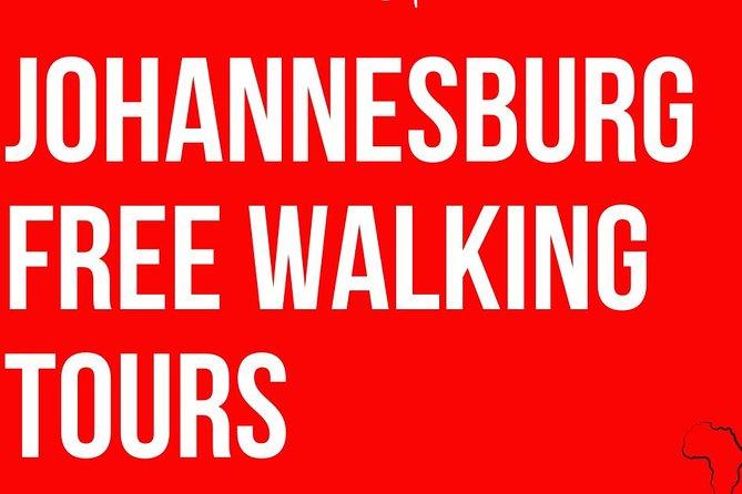 Johannesburg Free Walking tours